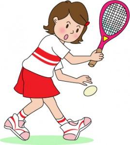 軟式テニス(女の子)